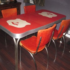 1950 S Yellow Formica Table And Chairs Stressless Chair Reviews Price Reduced Again 1950s