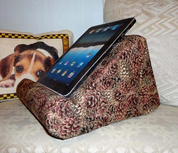 Soft Lap Book Holder For All Your Hands Free Reading Easy On