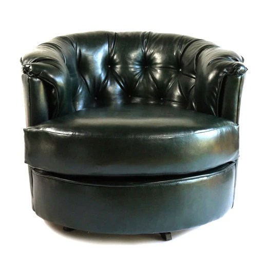 Man Cave Swivel Club Chair FOR CHANDRA