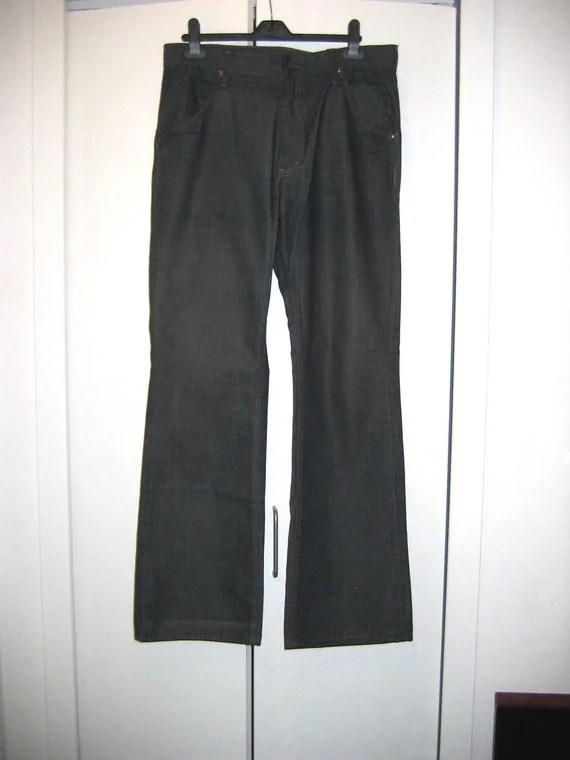 Toughskins Men S Vintage 70 S Boot Cut Flares Denim By