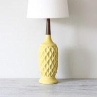 mid century table lamp by HRUSKAA on Etsy