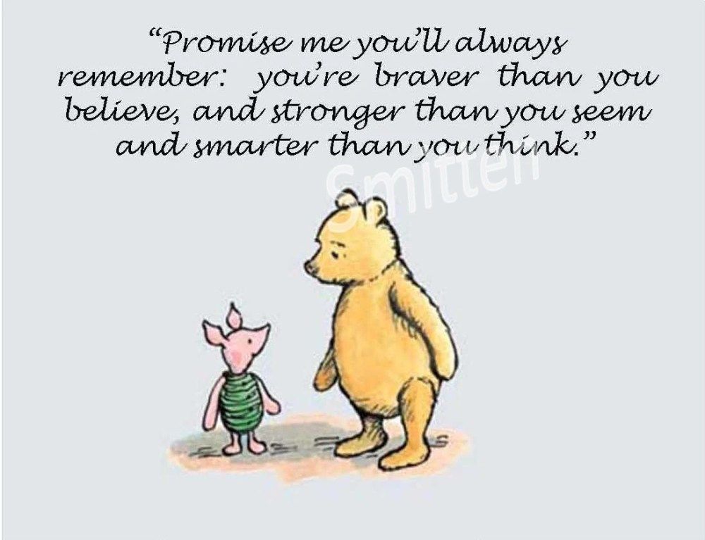 Message from Winnie-the-Pooh (1/2)
