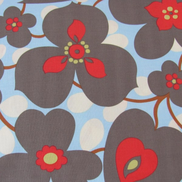 Amy Butler Fabric Lotus Collection Morning Glory Humbleboy