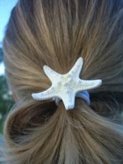 items similar starfish hair