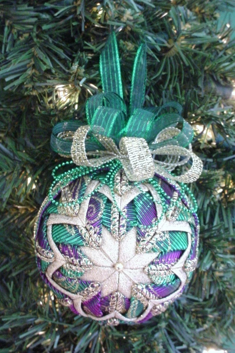 Quilted Christmas Ornaments Free Patterns