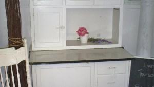 Antique Hoosier Cabinet Kitchen