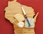 AHeirloom's Wisconsin State Cutting Board