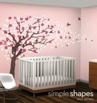 Vinyl Wall Art Decal Sticker Cherry Blossom Tree by ...
