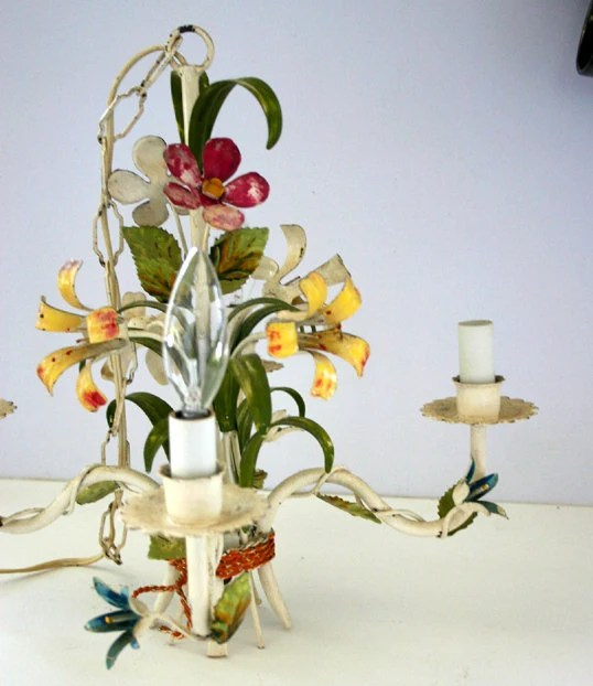 Flower Pendant Light Fixture