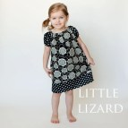 Long Sleeve Peasant Dress Pattern