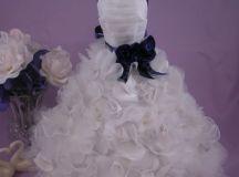 Centerpiece Custom Miniature Bridal Gown Wedding by ...