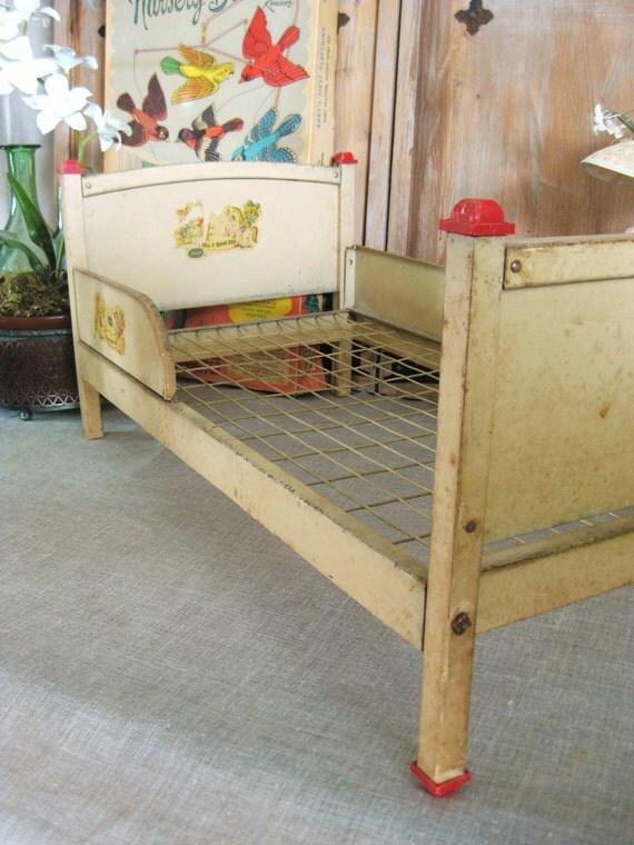 Antique Rocking Base Spring Wood Chair
