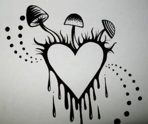 drawing ink cool artwork idea tattoo