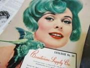 vintage hair advertisements hairstyles