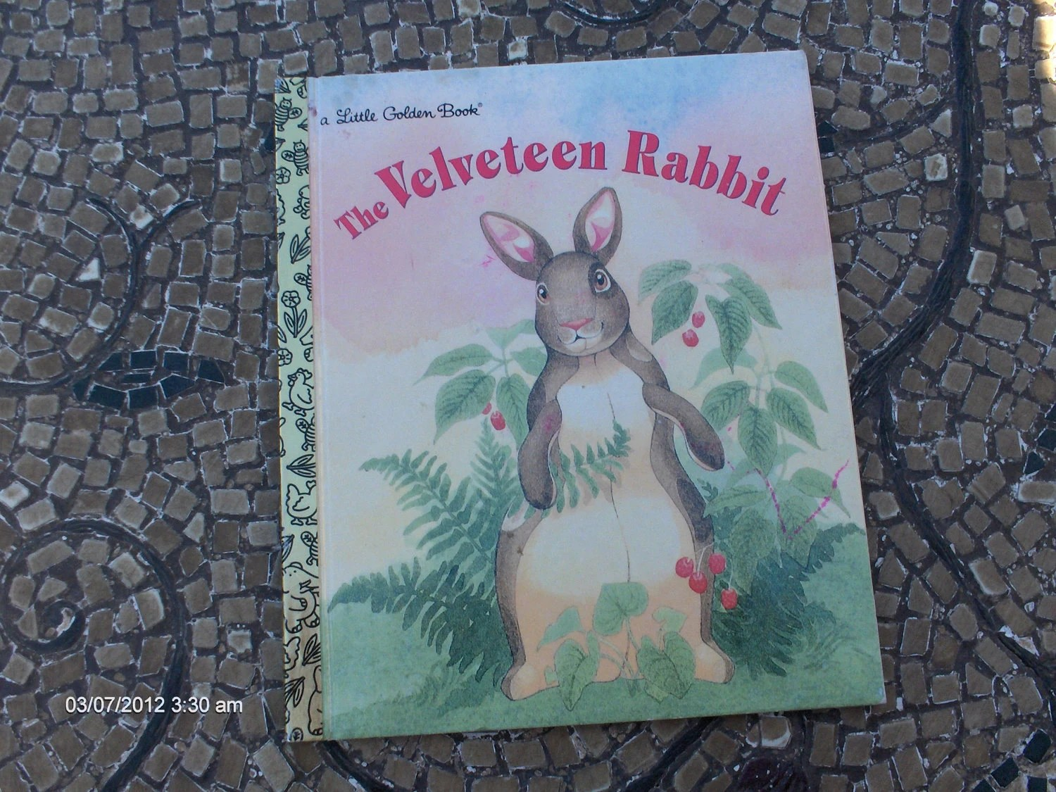 The Velveteen Rabbit Adapted From The Story By Margery
