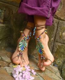 Boho Hippie Sandals