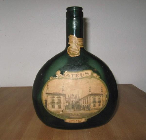 Mateus Wine Bottle