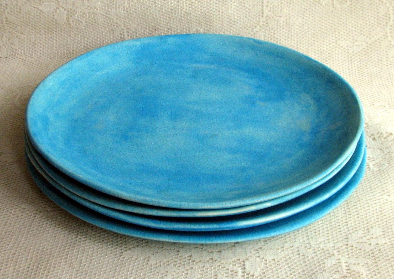 Handmade Ceramic Plates