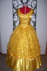 Beauty and the Beast Belle Yellow Ball Gown Dress