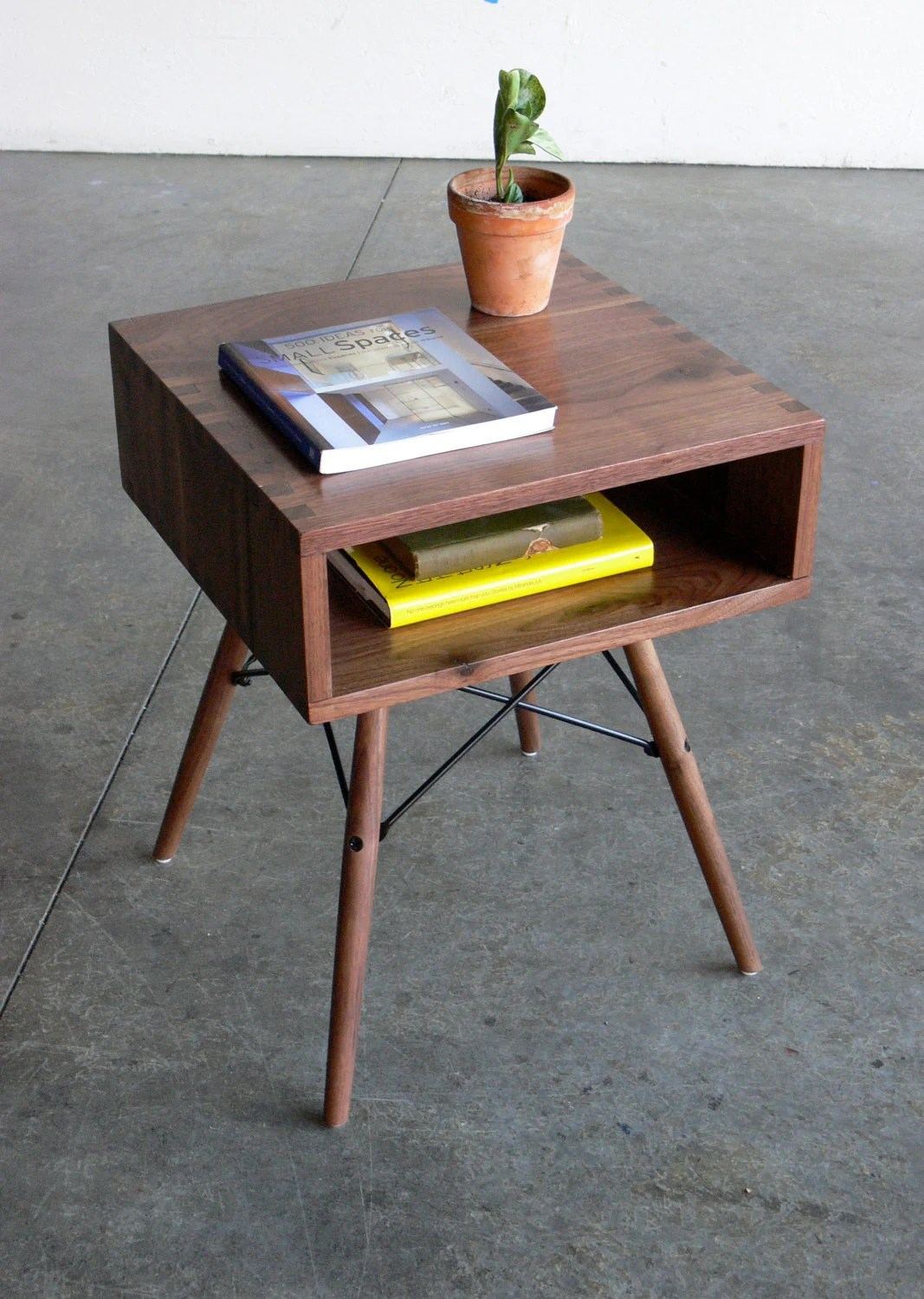 RESERVED LISTINGMid Century Modern Inspired Side Table