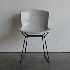 Bertoia Wire Chair Original Revolving Tools Vintage Knoll Fiberglass Side