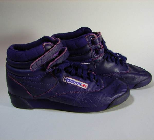 Vintage Reebok Classic Freestyle Tops Sneaker 1980s
