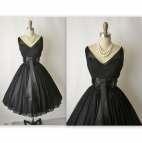 1950s Vintage Cocktail Dresses