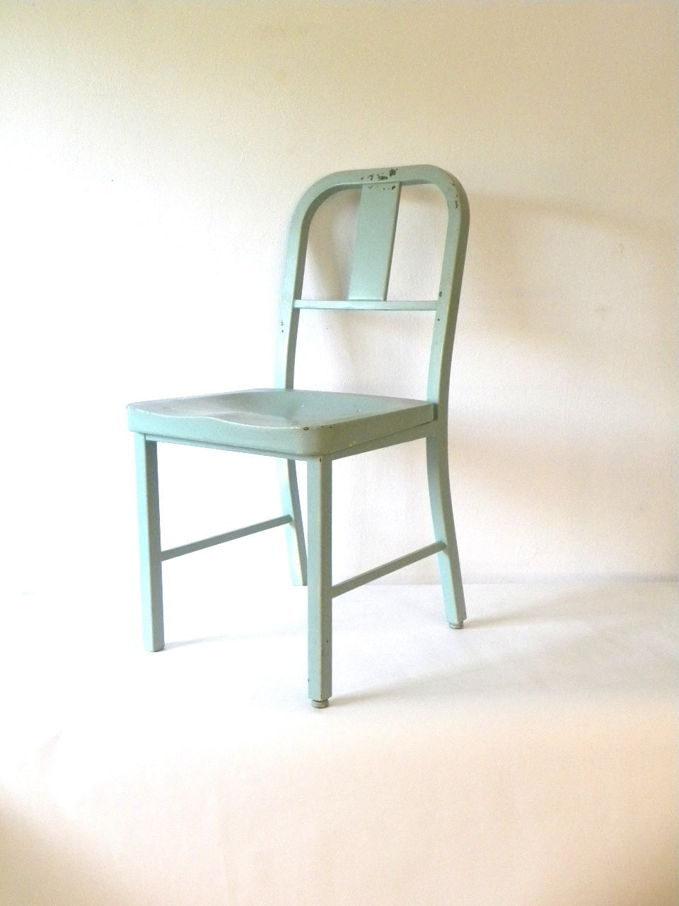 reserved for jamieMidCentury Metal Office Chair