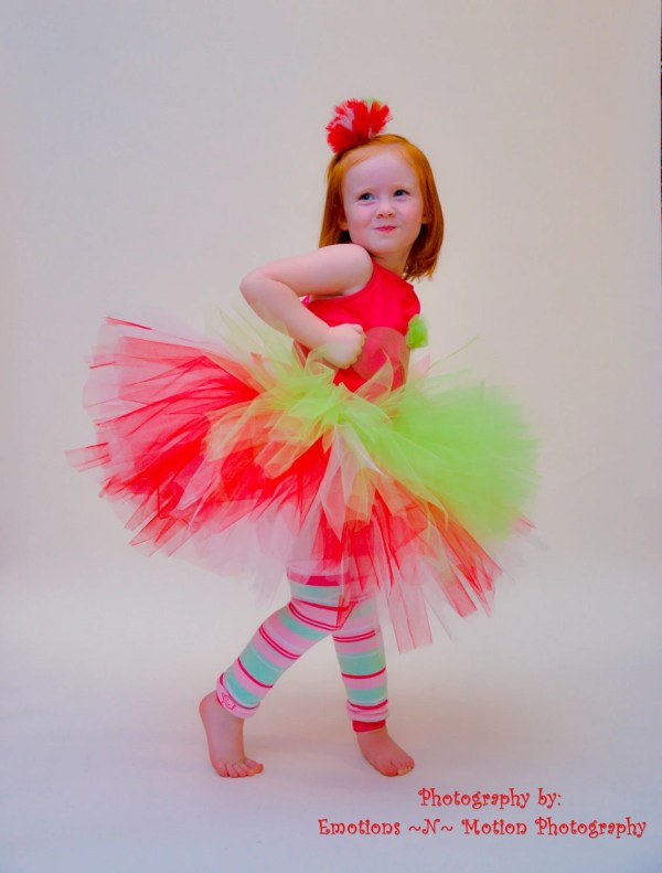 Strawberry Shortcake Tutu & Shirt Set