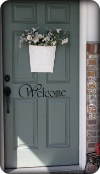 Items similar to Welcome Sign for Front Door on Etsy