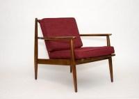 Reserved Mid Century Modern Viko Baumritter Lounge Chair