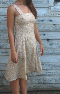 Pics For > Country Sundresses