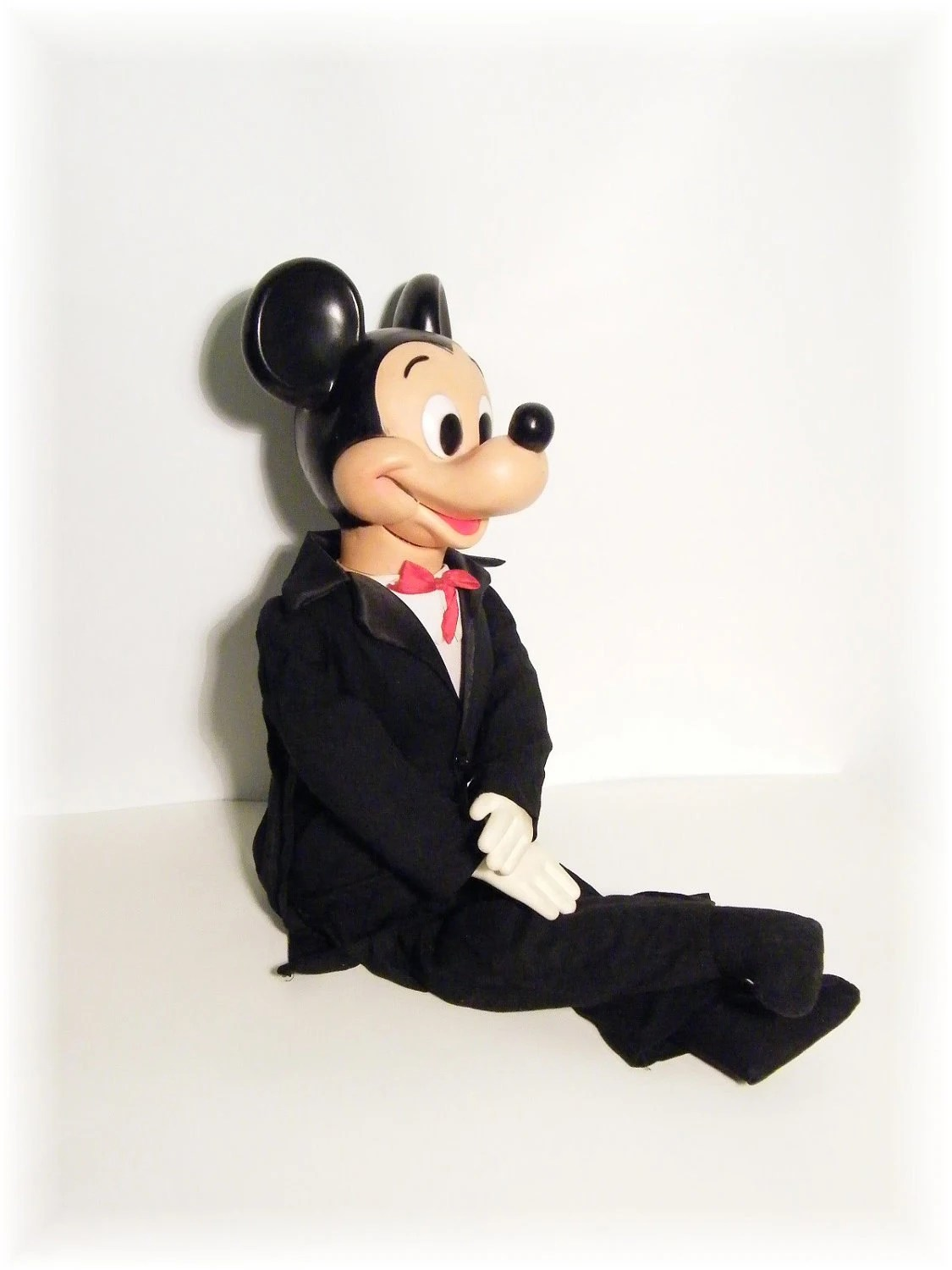 1973 Ventriloquist Doll MICKEY MOUSE