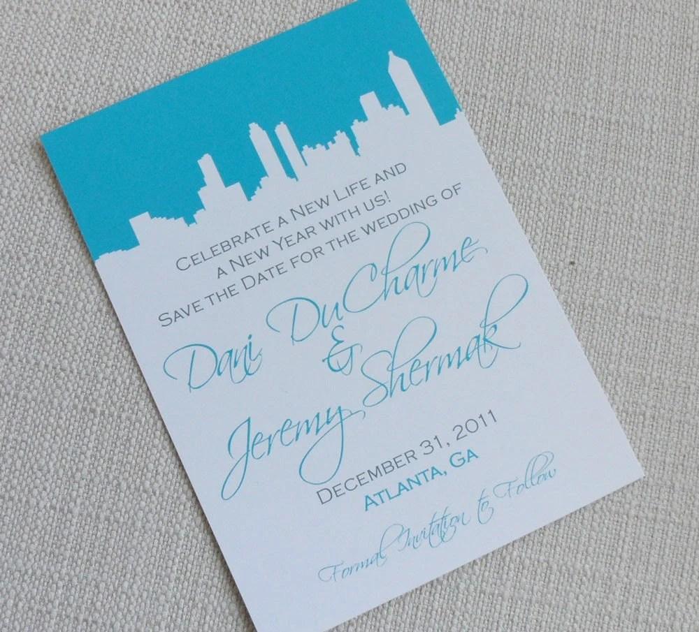Wedding Invitations Atlanta