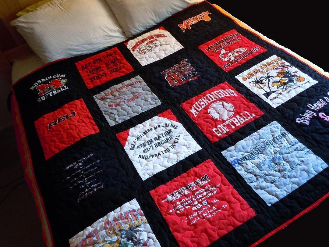 Tshirt Quilt Makers