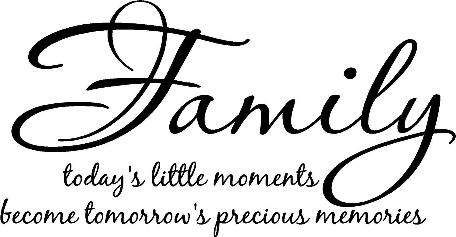 Items similar to Family today's little moments become