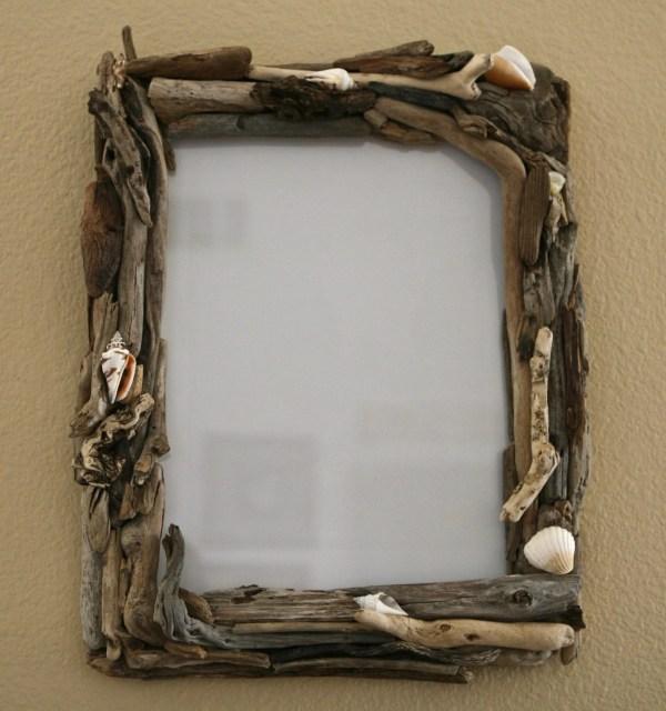 Driftwood Frame 10x13 Pacificdrift
