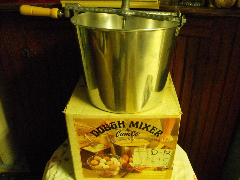 Camco Hand Crank Dough Mixer