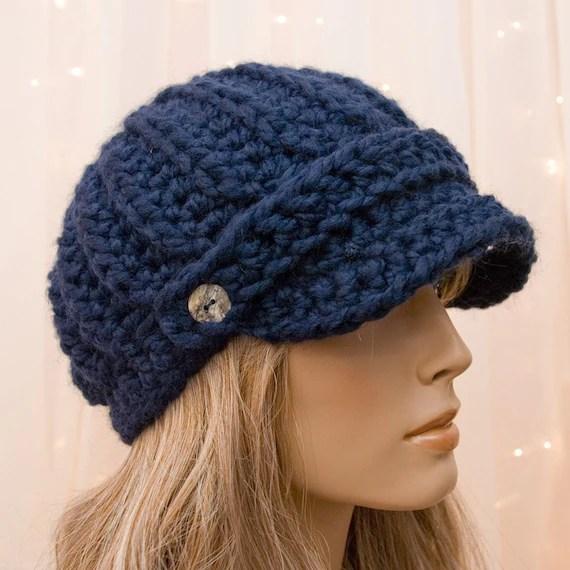 Easy Crochet Hat Patterns