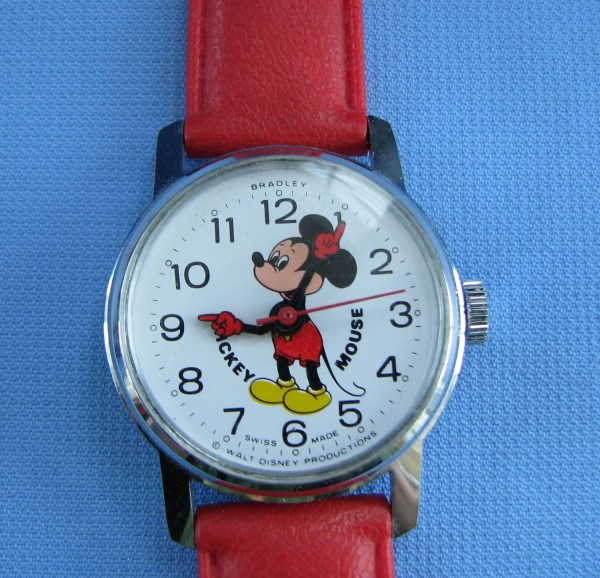 Mickey Mouse Vintage Watches