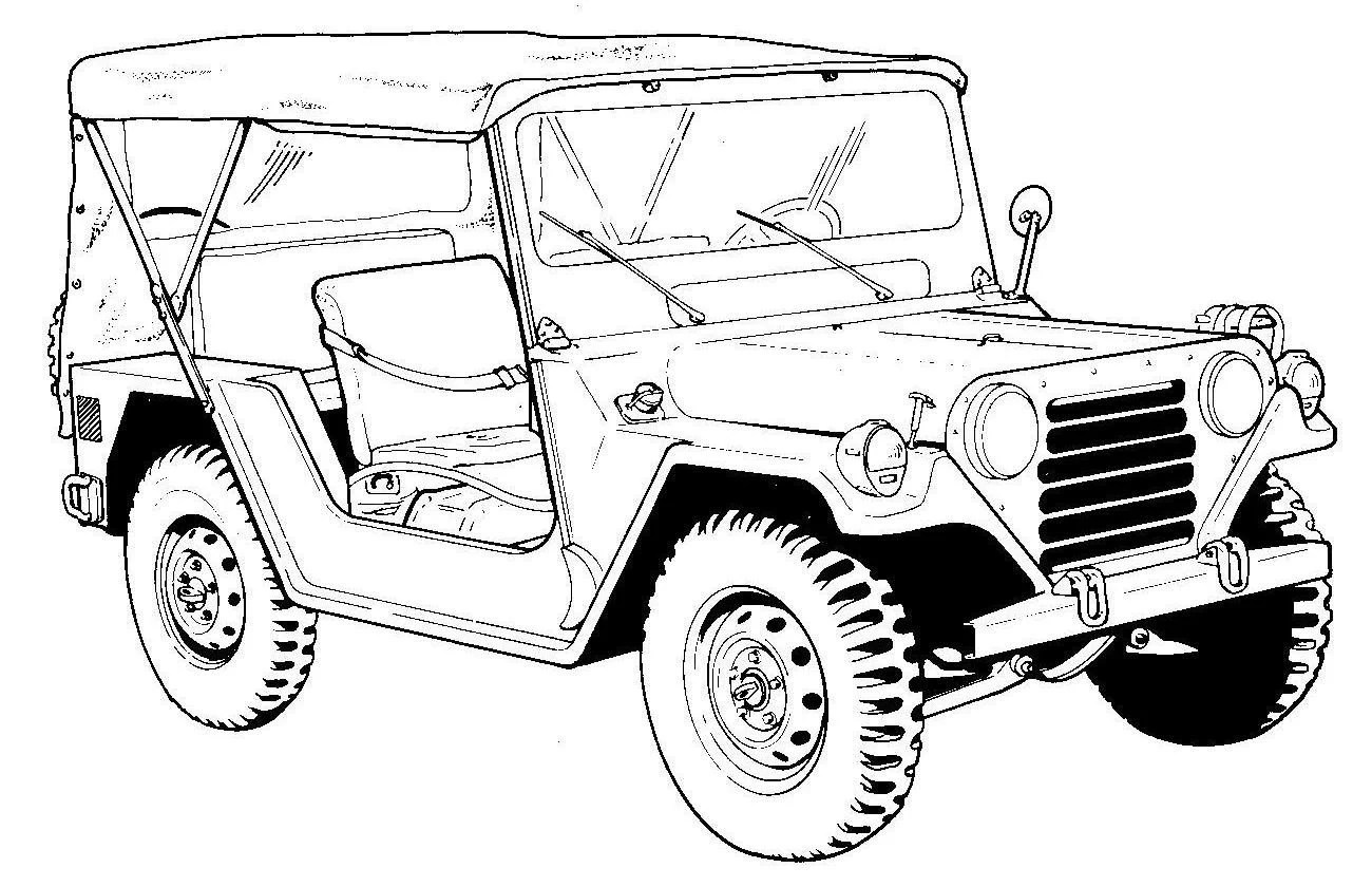 Items similar to CD Manual M151 M151A2 Jeep Military U.S