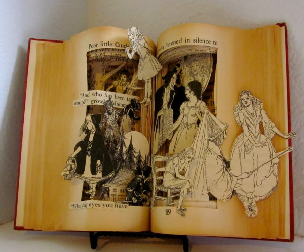 Book Fairy Tale Characters