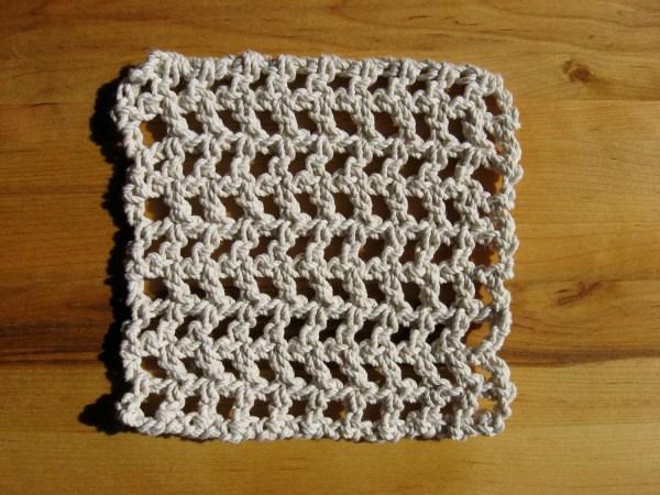 Cotton Trivet Seine Twine
