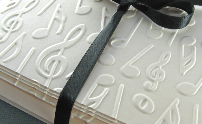Music Cards Handmade Cards For Musicians By Michellemach