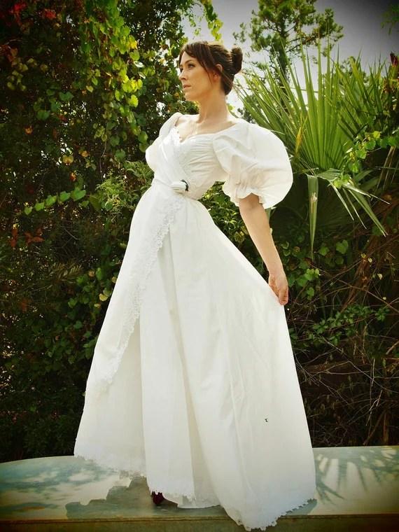 Vintage Alfred Angelo Wedding Dress