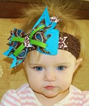 items similar baby hair bow