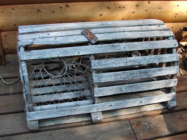 Old Lobster Trap
