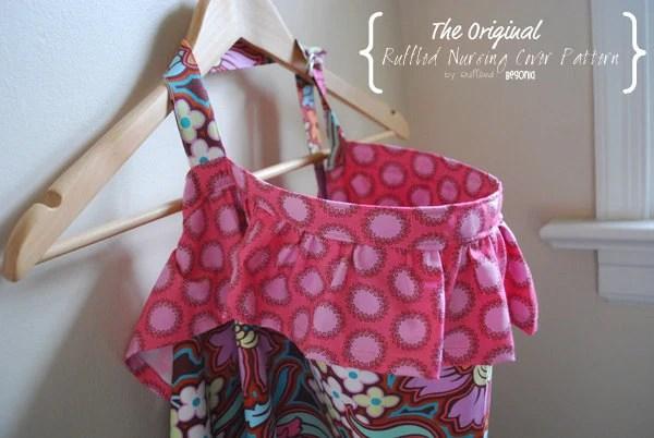 Breastfeeding Cover Pattern For Crochet