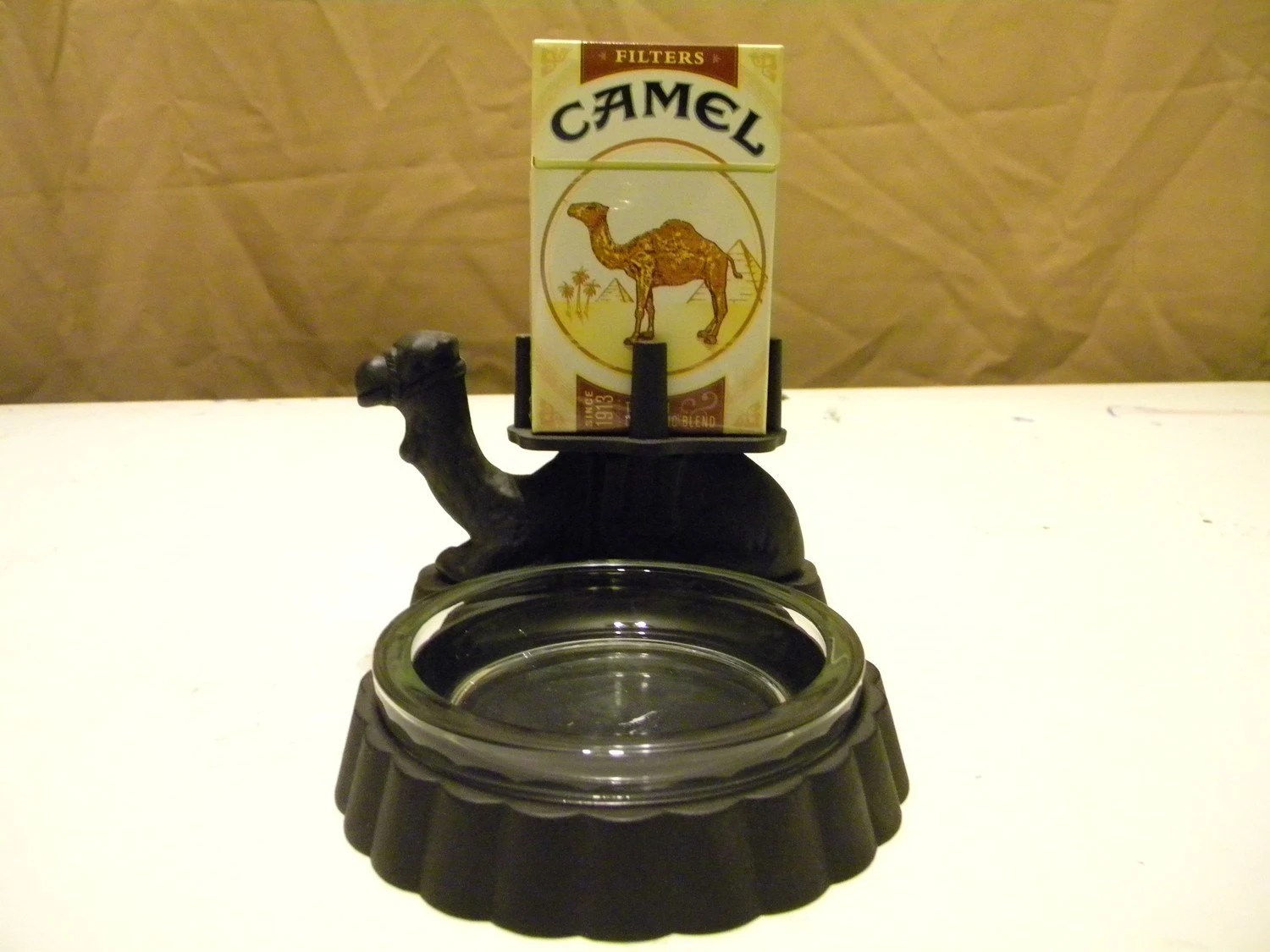 Vintage Joe Camel Ashtray