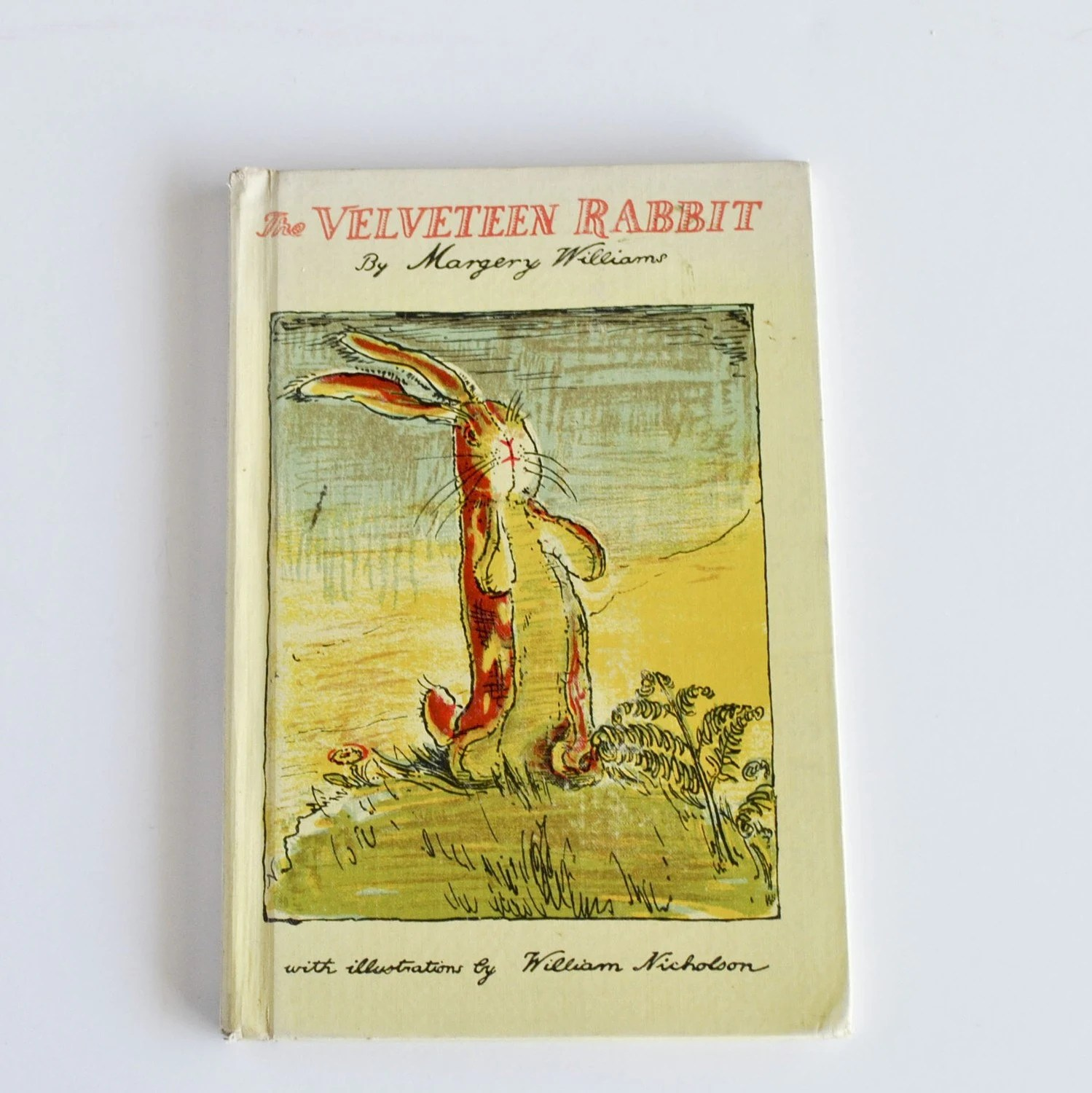 The Velveteen Rabbit By Margery Williams One Of By